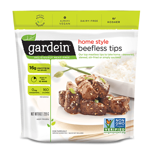 Beefless Tips Gardein